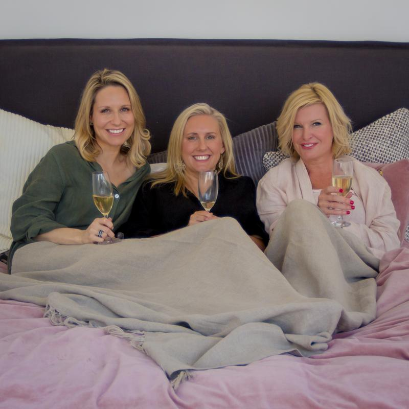 IN BED WITH EADIE -  NAT & KRISTY FROM NORSU INTERIORS