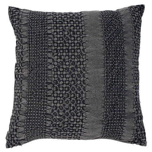 fersk cushion cotton waffle sulphur wash finish plump feather insert by eadie lifestyle