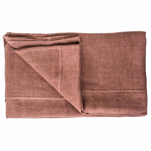 Luca Bed Covers - Desert Rose - Eadie Lifestyle