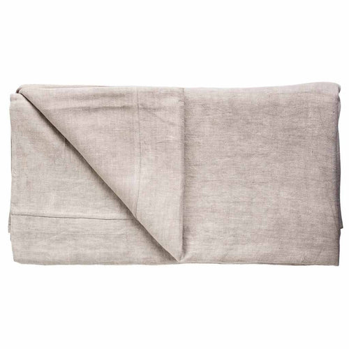 Luca Bed Covers - Natural - Eadie Lifestyle