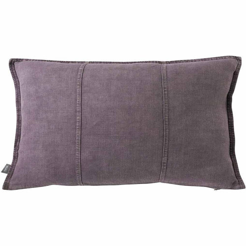 Luca Cushion - Aubergine - Eadie Lifestyle