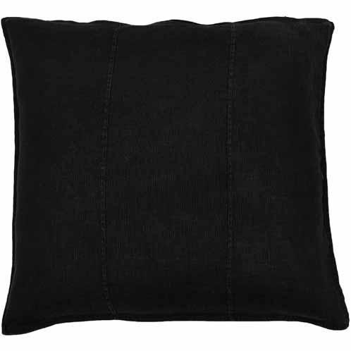 Luca Cushion - Black - Eadie Lifestyle