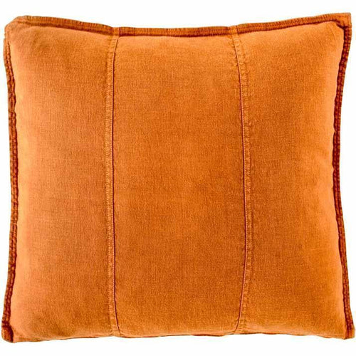 Luca Cushion - Burnt Orange - Eadie Lifestyle