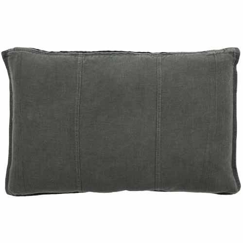 Luca Cushion - Coal - Eadie Lifestyle