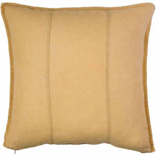 Luca Cushion - Mustard - Eadie Lifestyle