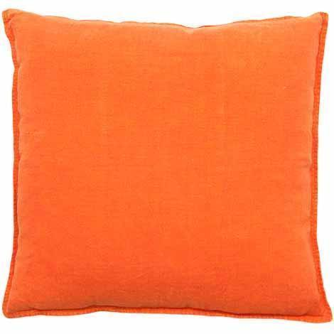 Luca Cushion - Orange - Eadie Lifestyle