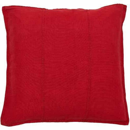 Luca Cushion - Red - Eadie Lifestyle