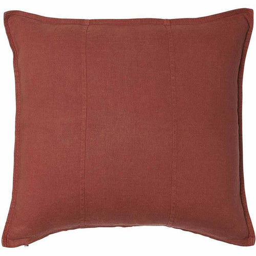luca linen cushions australia pre washed linen finish plump feather insert by eadie lifestyle