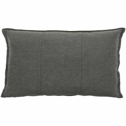Luca Cushion - Slate - Eadie Lifestyle