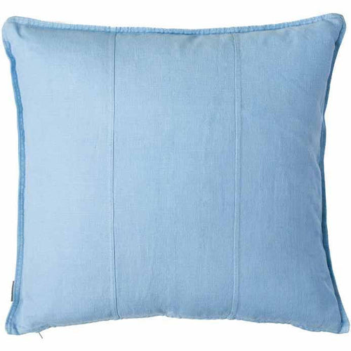 Luca Cushion - Soft Blue - Eadie Lifestyle