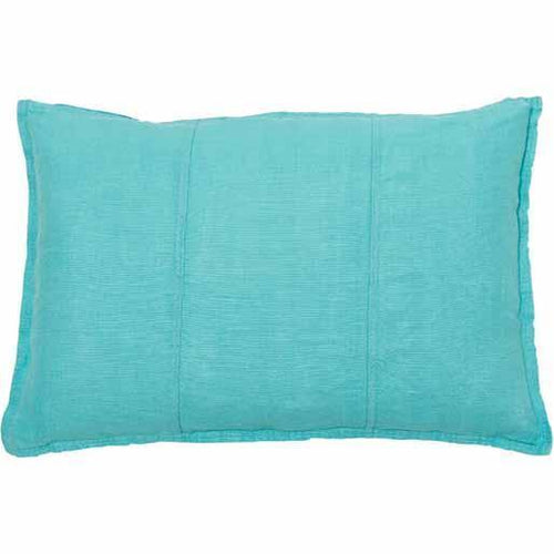 Luca Cushion - Turquoise - Eadie Lifestyle