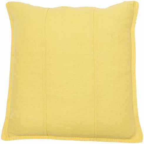 Luca Cushion - Yellow - Eadie Lifestyle