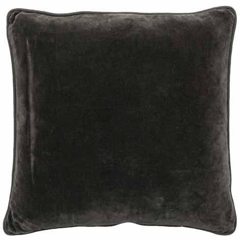 Lynette Cushion - Coal - Eadie Lifestyle