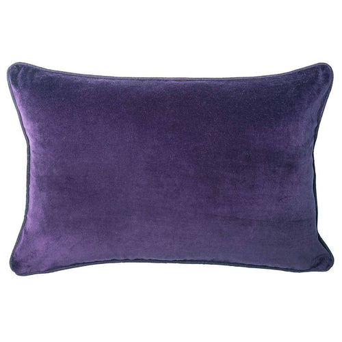Lynette Cushion - Grape - Eadie Lifestyle