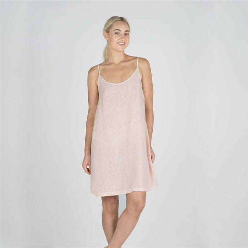 The Nightie/Summer Dress - Pink - Eadie Lifestyle