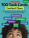 100 Task Cards