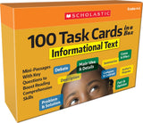 100 Task Cards in a Box