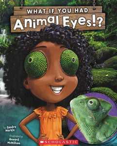 What If You Had Animal Eyes!? </br> Item: 101089