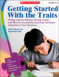 Getting Started with the Traits: Grades 3-5 </br> Item: 111904