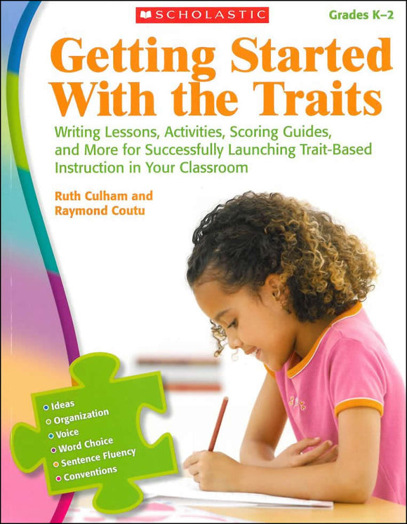 Getting Started with the Traits: Grades K-2 </br> Item: 111911