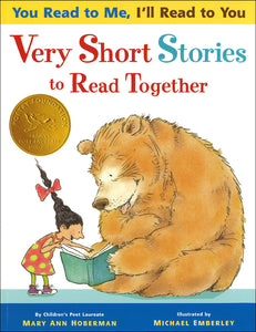You Read to Me, I'll Read to You: Very Short Stories to Read Together </br> Item: 13161