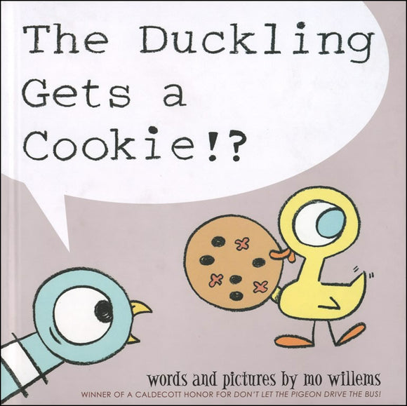 The Duckling Gets A Cookie!? </br> Item: 151289