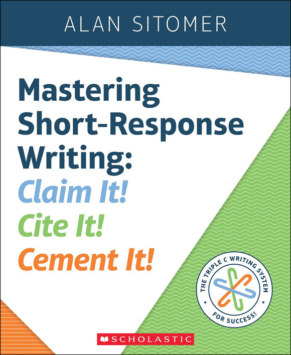 Mastering Short-Response Writing </br> Item: 157772