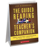 The Guided Reading Teacher's Companion </br> Item: 163452