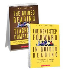 The Next Step Forward in Guided Reading + The Guided Reading Teacher's Companion </br> Item: 163681