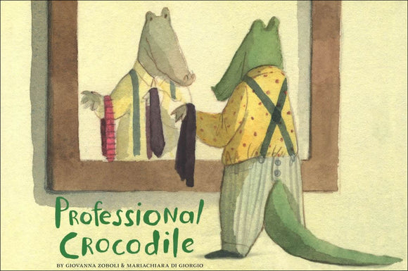 Professional Crocodile </br> Item: 165066