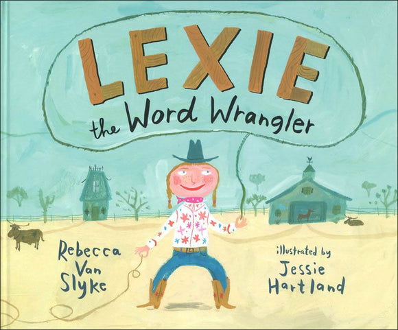 Lexie the Word Wrangler </br> Item: 169571