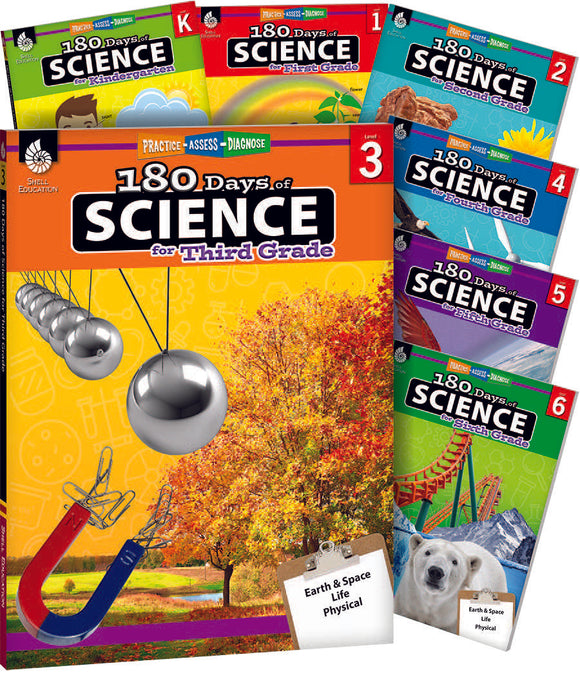 180 Days of Science