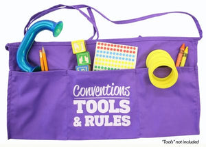 Conventions Tool Belt </br> Item: 197