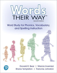 Words Their Way, 7th Edition