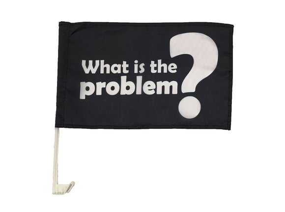 What is the problem? Flag </br> Item: 211