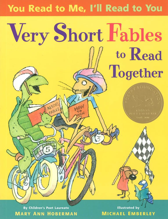 You Read to Me, I'll Read to You: Very Short Fables to Read Together </br> Item: 218474
