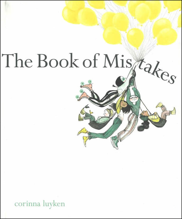 The Book of Mistakes </br> Item: 227927