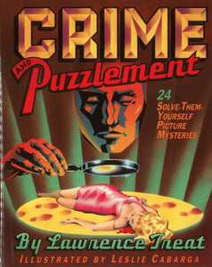 Crime and Puzzlement </br> Item: 234058