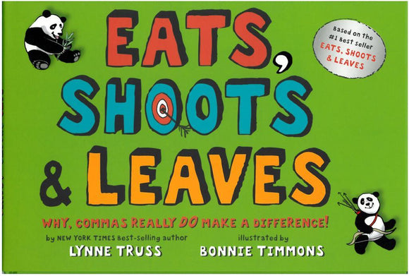 Eats, Shoots & Leaves </br> Item: 244919