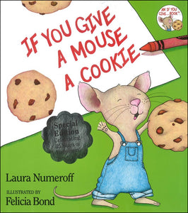 If You Give a Mouse a Cookie </br> Item: 245863