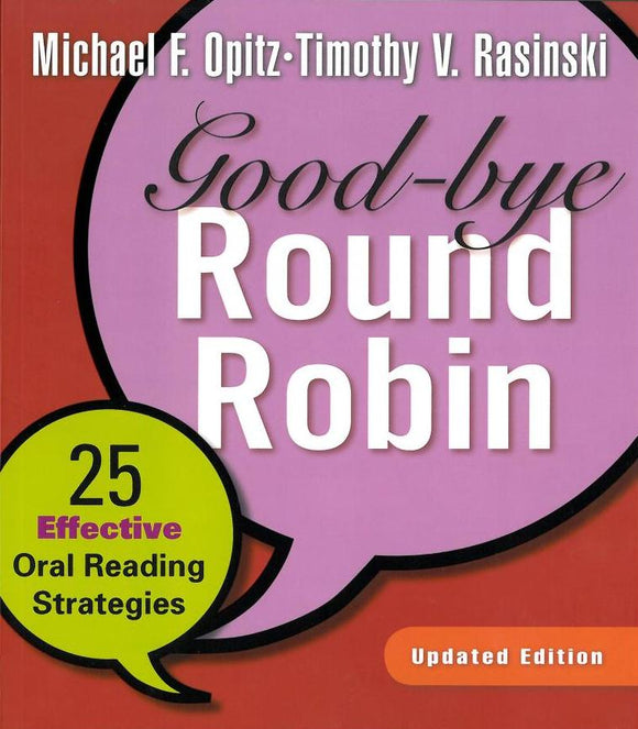 Good-bye Round Robin </br> Item: 25803