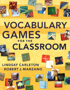 Vocabulary Games for the Classroom </br> Item: 259269