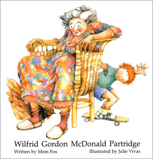 Wilfrid Gordon McDonald Partridge </br> Item: 291266