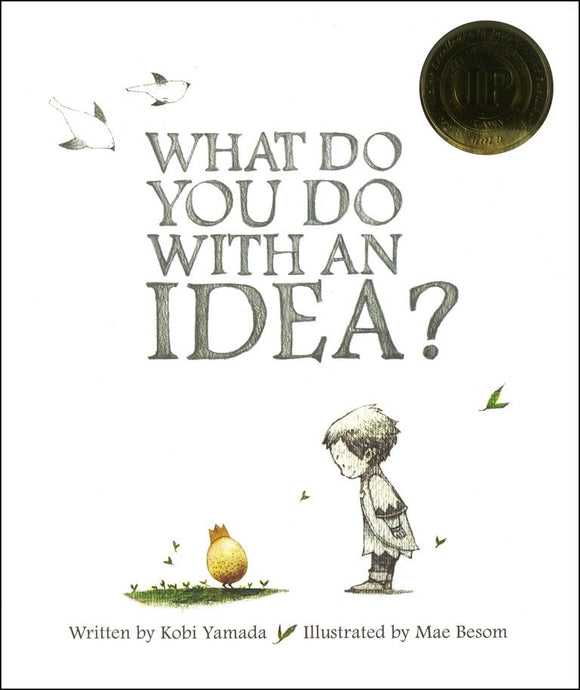 What Do You Do With An Idea? </br> Item: 298073