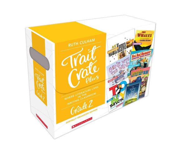 Trait Crate Plus, Grade 2 </br> Item: 30440