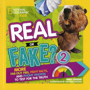 Real or Fake? 2 </br> Item: 327780