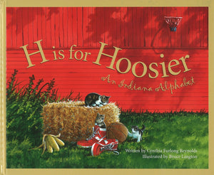 H is for Hoosier </br> Item: 360413