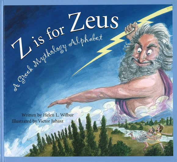 Z is for Zeus </br> Item: 363414