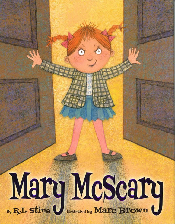 Mary McScary </br> Item: 38569