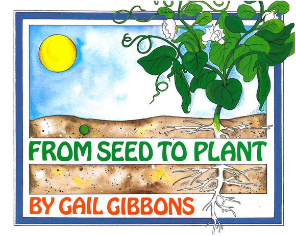 From Seed to Plant </br> Item: 410255